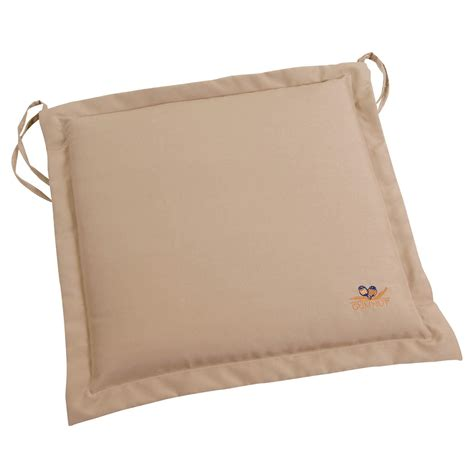 40 bench cushion cushion beige seat 40x40 cm