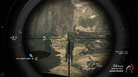 Kaset Ps4 Sniper Elite 4 sniper elite 4 review bit tech net