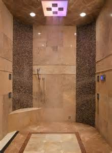 walk in marble shower house and home
