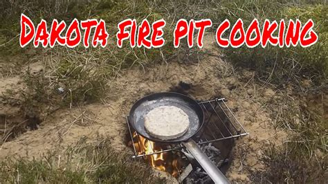 dakota pit cooking cfire cooking cheese burgers