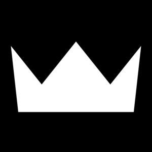 Setelan Annbebie I White Crown crown outline clip vector clip royalty