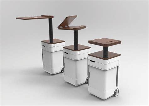 m desk mobile desk