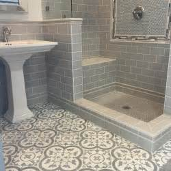 bathroom tile designs pictures best 25 honeycomb tile ideas on pinterest