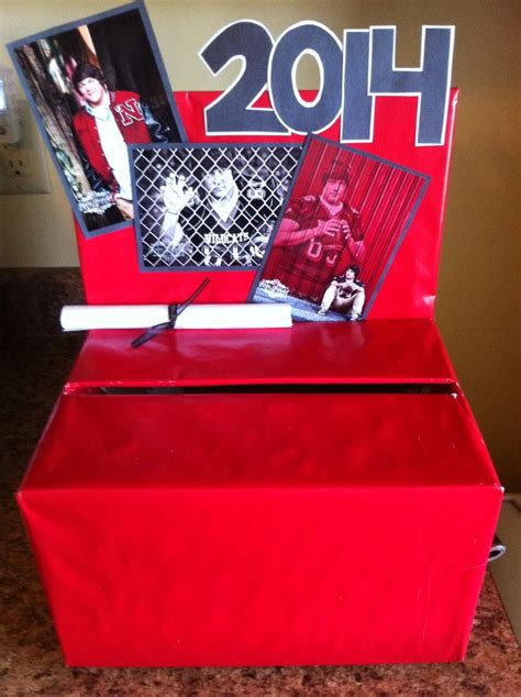 Graduation Gift Card Ideas - 25 best ideas about graduation card boxes on pinterest grad party decorations
