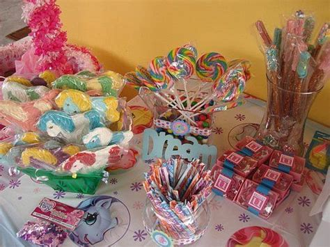 pony parties make a great birthday treat for kids my little pony treats gift and party ideas