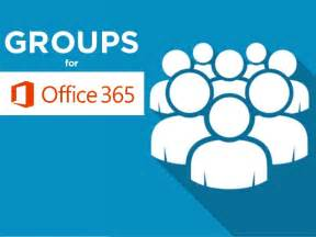 Office 365 Work From Home What Is Groups For Office 365 And How Does It Work