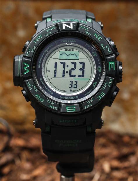 casio prw casio pro trek prw 3500 watches for 2015 on