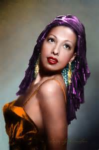 josephine baker in color the unsung heroes of fashion repeller