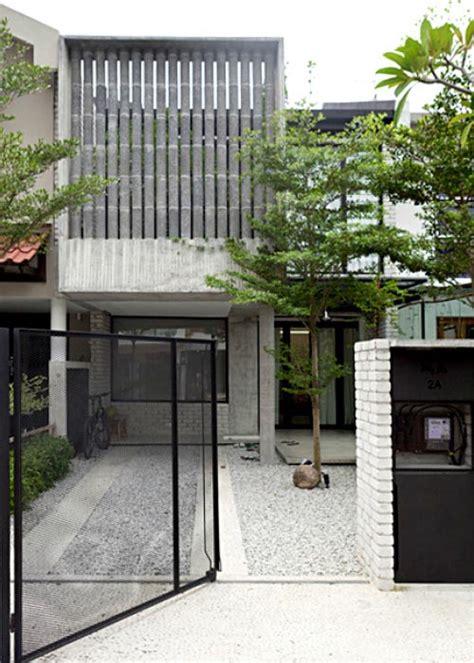 Small Home Design Malaysia Projects Subsoil House Studio Bikin Architect