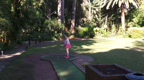 Wanneroo Botanic Gardens Mini Golf At Wanneroo Botanic Gardens Perth