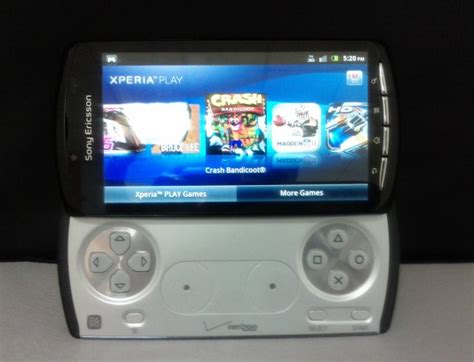 Hp Sony Ericsson Android sony ericsson xperia play look pcworld