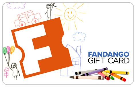 Purchase Fandango Tickets With Gift Card - merchandise fandangonow