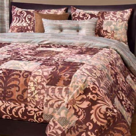 Patchwork Comforter Sets - patchwork bedding barcelona fitted bed cap comforter set