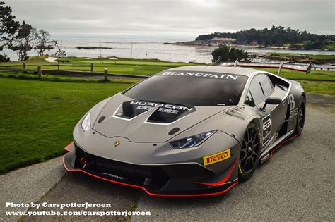 Lamborghini Race Car Lamborghini Hurac 225 N Lp 610 4 Trofeo Racer Revealed