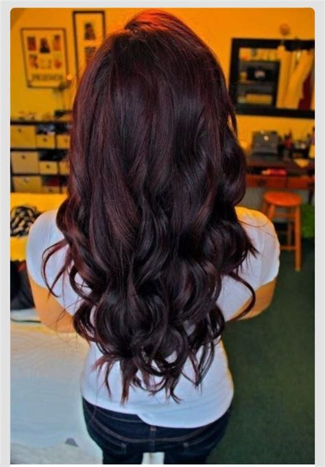 cocoa cola red hair color cherry coke hair style cherry cola hair pinteres 17