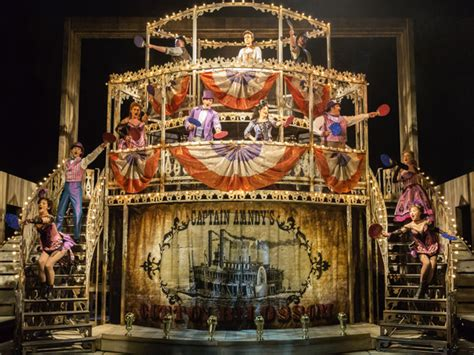 show boat make believe revival of show boat will make believe in london s west