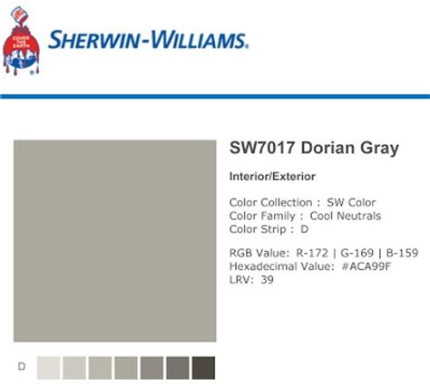 dorian gray by sherwin williams home exterior