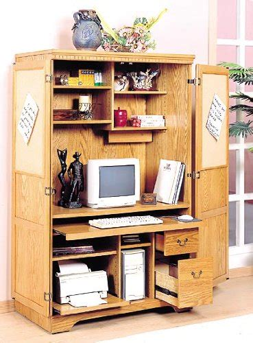 cheap discount computer armoire furniture home elegance