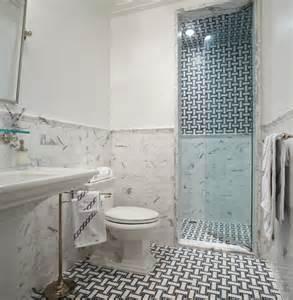 tiled half wall design ideas