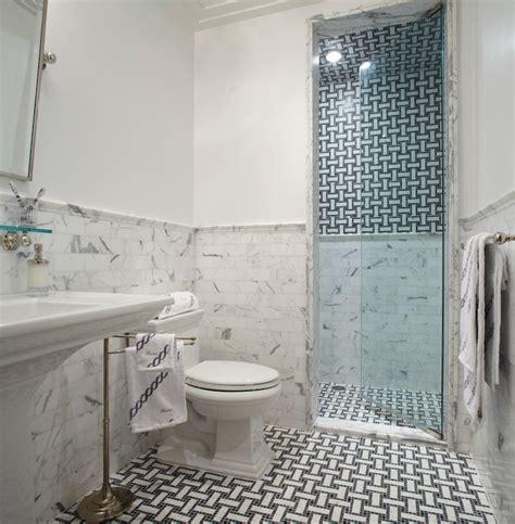 bathroom tile height tiled half wall design ideas
