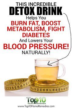 Detox Drink To Boost Metabolism by 1000 Ideas About Metabolism Boosting Drink On