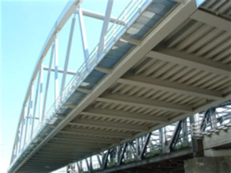 tied arch bridges steelconstructioninfo
