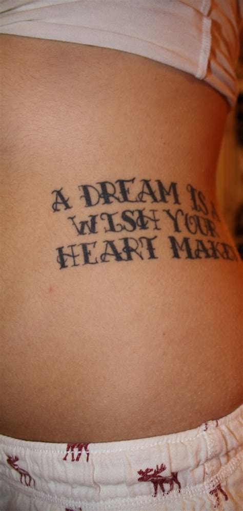 tattoo quotes for a girl 25 sweet quote tattoos for girls creativefan
