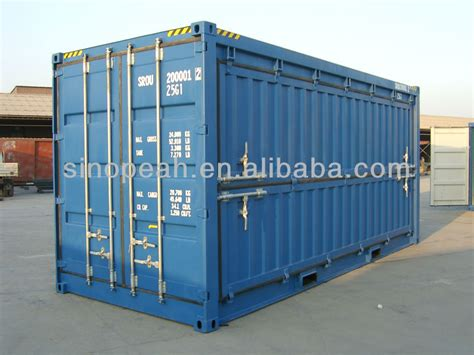 swing containers 20ft swing door shipping container view 20ft shipping