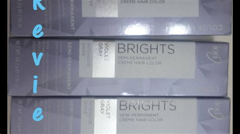ion color brilliance reviews ion color brilliance semi permanent review