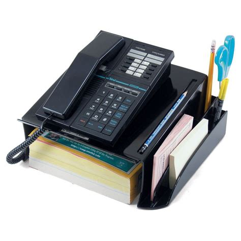 desk phone stand desk phone stand for easy organization
