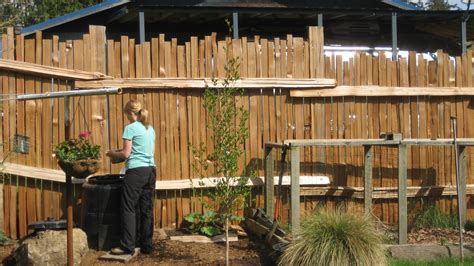 cool fence ideas for backyard exciting wooden fence at large backyard decorated with