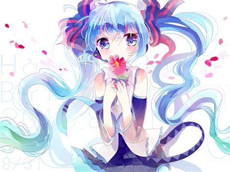 imagenes anime miku hatsune fondos de pantalla vocaloid hatsune miku anime chicas