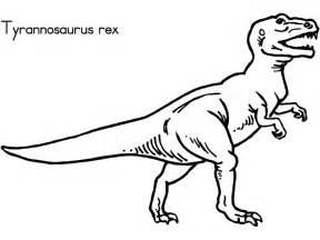 tiranossauro rex para colorir az dibujos para colorear