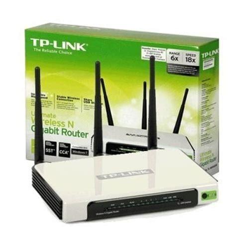Dijamin Tp Link 300 Mbps Tl Wr941nd roteador wireless 300mbps tp link tl wr941nd 5 bluinfo
