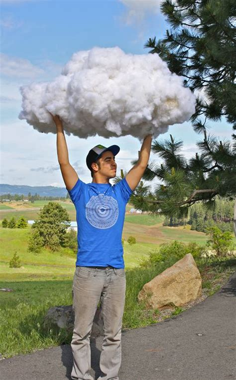 How To Make A Paper Cloud - how to make a cloud the farm