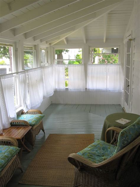 curtains for sun porch best 25 enclosed porches ideas on pinterest small