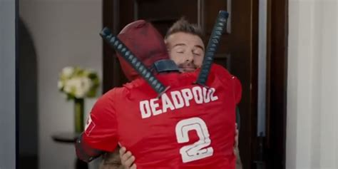 deadpool david beckham deadpool og david beckham s 253 na a 240 kanadab 250 ar eru me 240