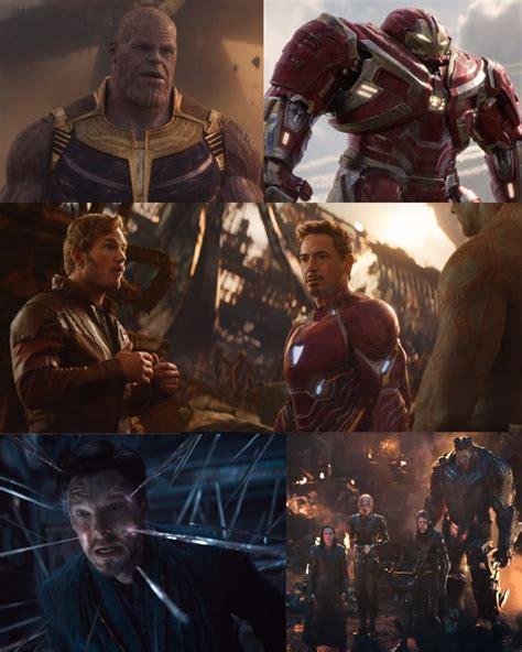 marvel infinity war trailer marvel infinity war trailer 2 can you spot all