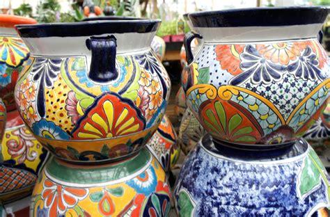 Mexican Style Kitchen Design Talavera Pottery Sloat Garden Center