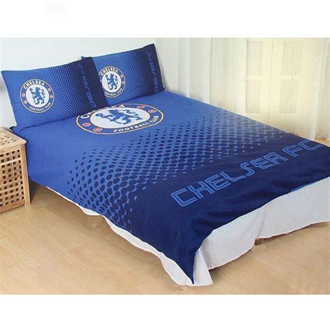 Original Chelsea Bed Cover King Set official football club duvet cover sets chelsea manchester barcelona more ebay