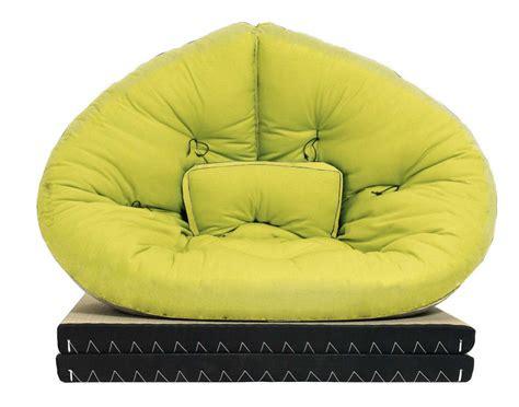 poltrona futon poltrona futon tinta unita glove 90x200 cm vivere zen