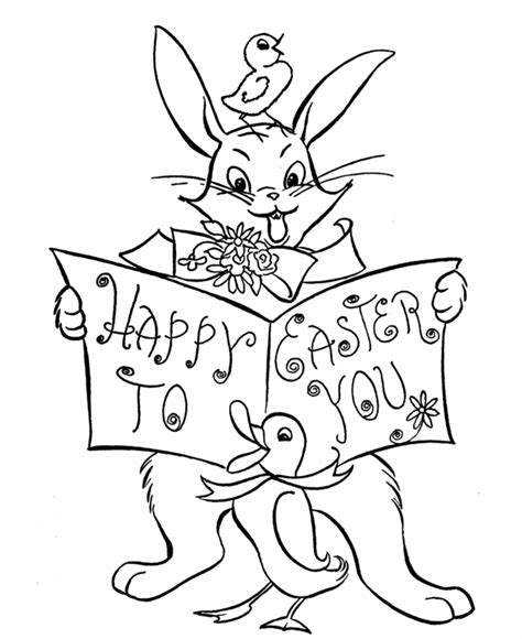 easter bunny coloring pages hard easter coloring pages activities coloring home