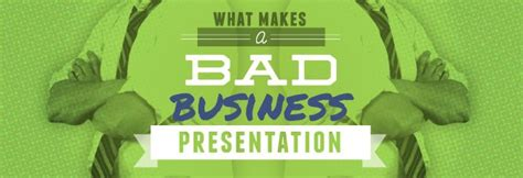 Ppt What Makes A Company - what makes a bad business presentation