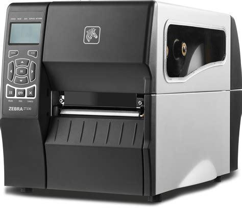 Zebra ZT230 Direct Thermal - Thermal Transfer Printer ...