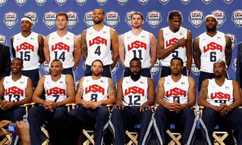 basketball olympic 2012 2012 summer olympics s usa basketball team roster set