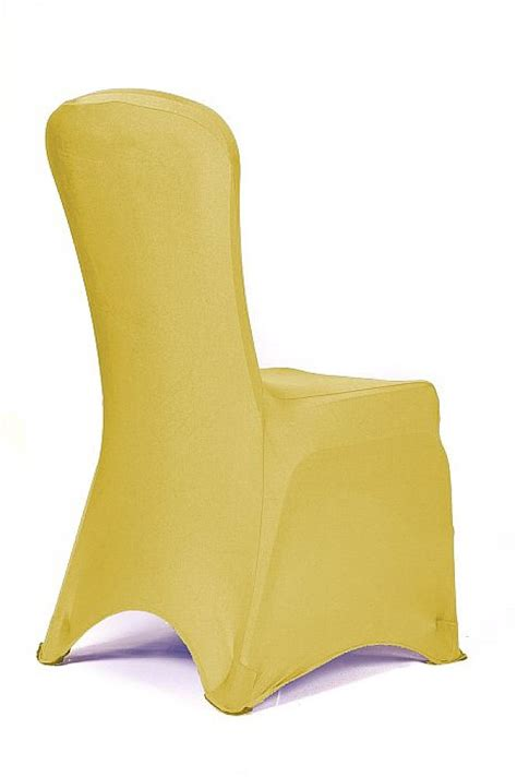 Yellow Chair Covers by Buy Premium Lycra Chair Covers Yellow From Chair