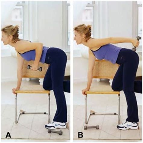 tricep kickbacks on bench full body workouts to make you strong after weight loss