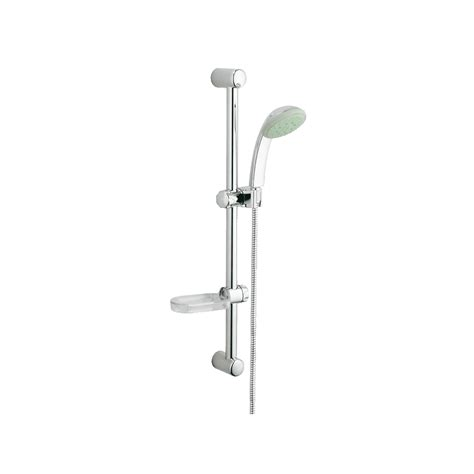 duschbrause set grohe grohe tempesta shower rail set trio grohe 28593 000