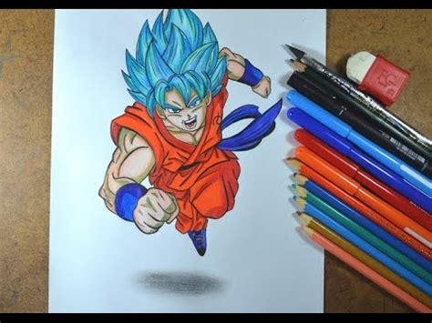 imagenes de goku en 3d desenhando goku super saiyan god super saiyan ssgss em