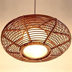 Rattan Ceiling Light Nilight 174 Handmade Modern Rattan Ceiling Pendant L Lighting Fixture Chandelier Co Uk